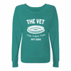 The Vet Retro Ladies Slouchy - PhillyFandom Product - Shirts PhillyFandom Philly Sports Tees
