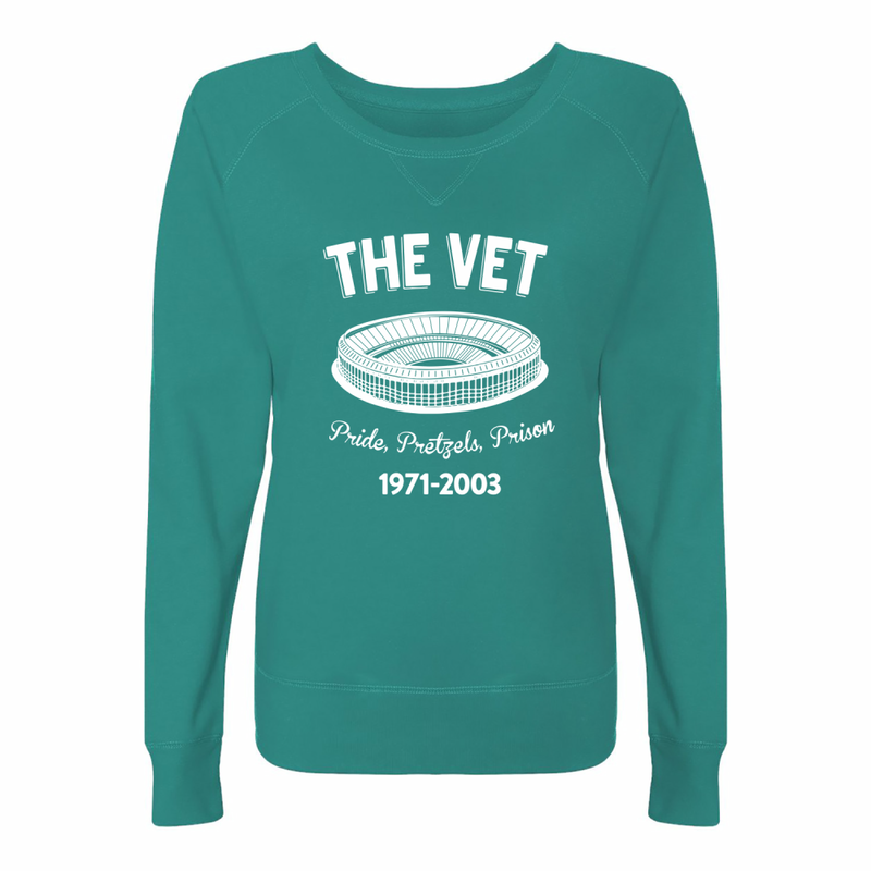 The Vet Retro Ladies Slouchy