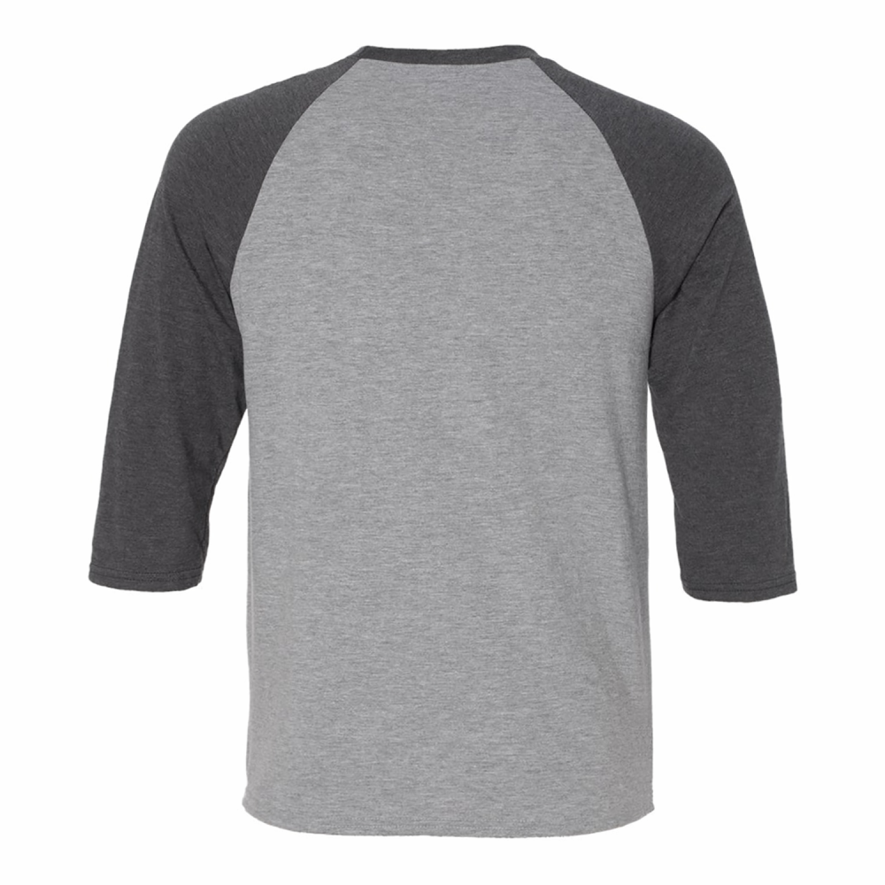 Old School Punchout Inspired Adult Raglan