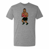 Old School Punchout Inspired Adult Triblend Short Sleeve Tee - PhillyFandom Product - Shirts PhillyFandom Philly Sports Tees