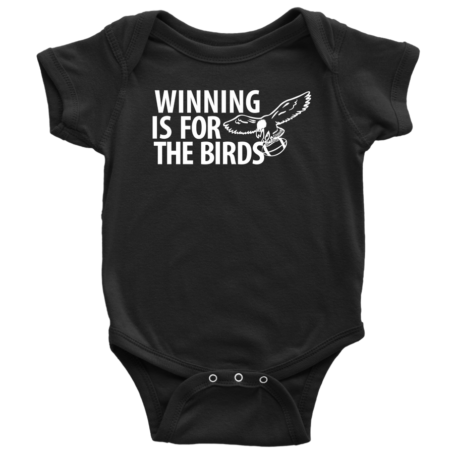 Winning Is For The Birds Infant Snapsuit