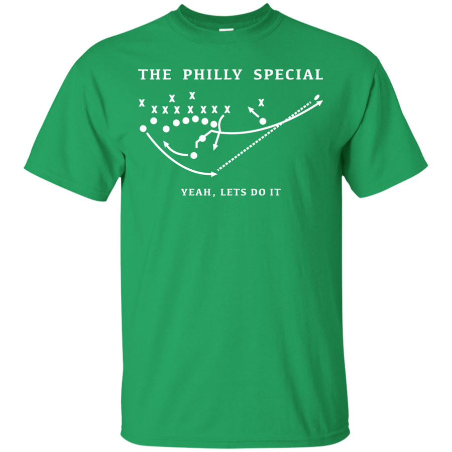 The Philly Special Unisex Cotton T-Shirt