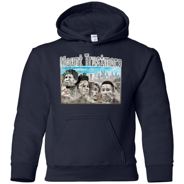 Trust the Process Youth Pullover Hoodie - PhillyFandom Sweatshirts - Shirts PhillyFandom Philly Sports Tees