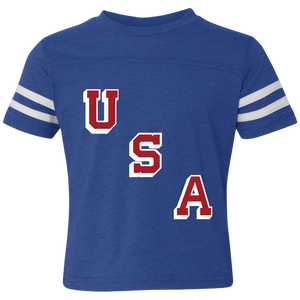 1960 USA Forgotten Miracle Toddler Football Fine Jersey T-Shirt - PhillyFandom T-Shirts - Shirts PhillyFandom Philly Sports Tees