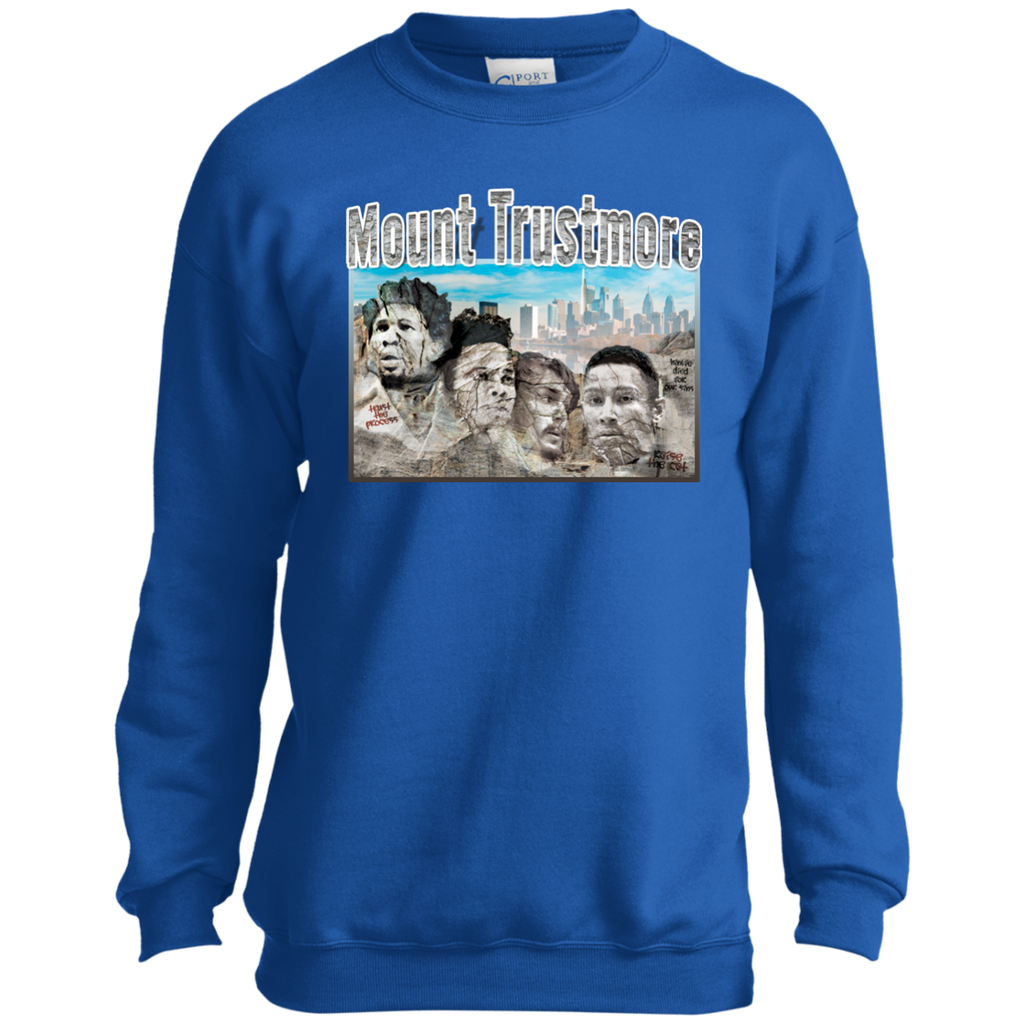 Mount Trustmore Youth Crewneck Sweatshirt