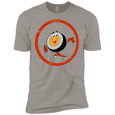 Peter Puck Next Level Premium Short Sleeve Tee - PhillyFandom T-Shirts - Shirts PhillyFandom Philly Sports Tees