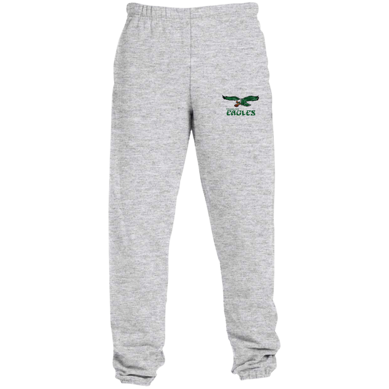 Retro Philadelphia Eagles Inspired Sweatpants with Pockets