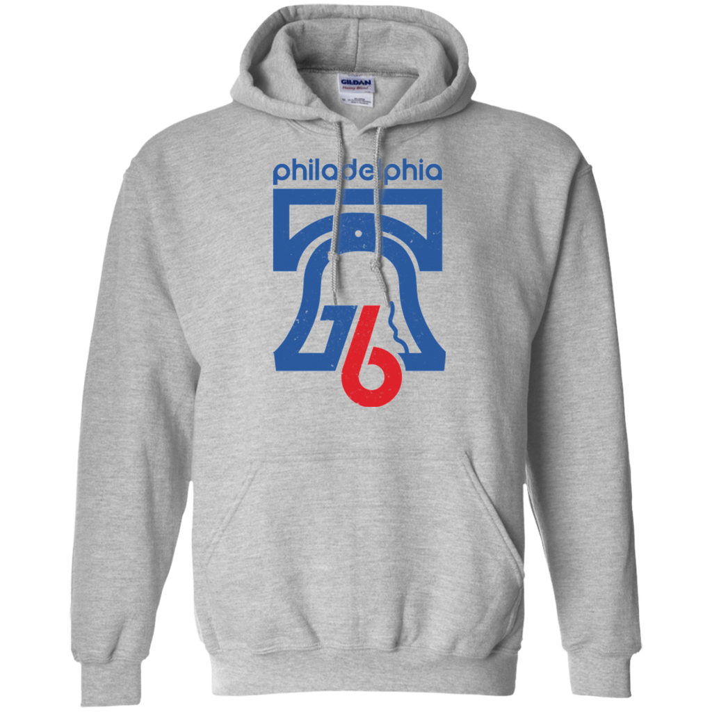 Retro Philly 1976 Pullover Hoodiie