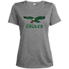 Retro Philadelphia Football Ladies' Heather Dri-Fit Moisture-Wicking T-Shirt - PhillyFandom T-Shirts - Shirts PhillyFandom Philly Sports Tees