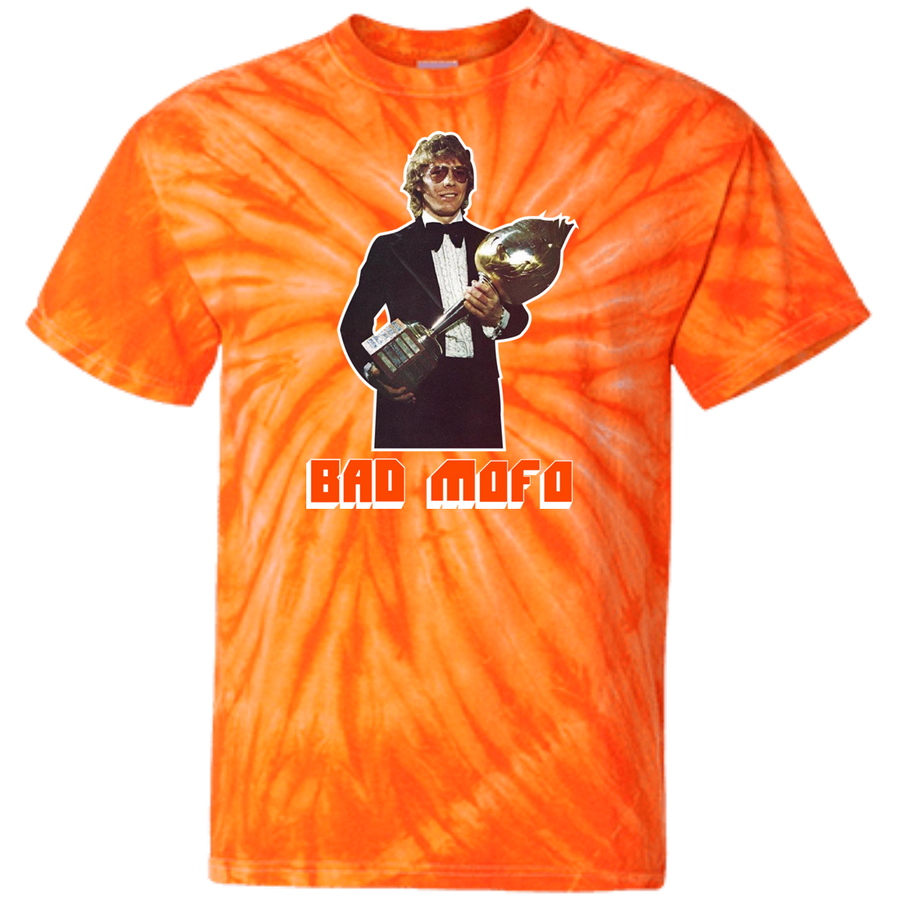 Bad Mofo 70s Hockey in Philly Tie Dye T-Shirt