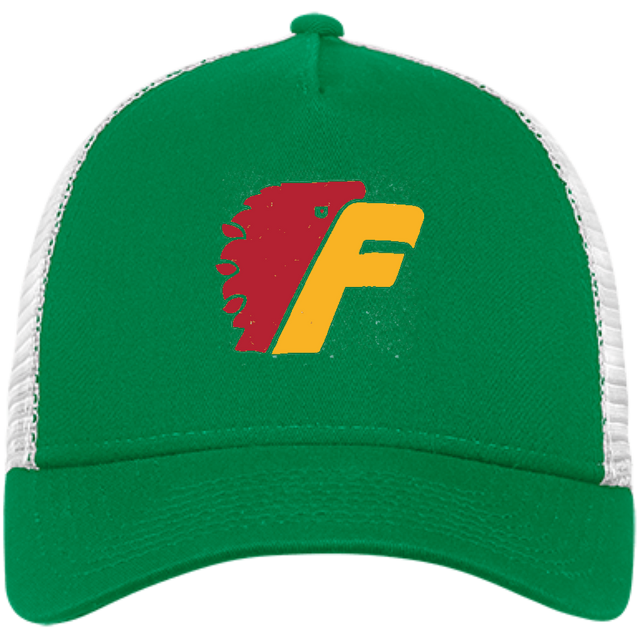 Retro Philadelphia Firebirds New Era® Snapback Trucker Cap