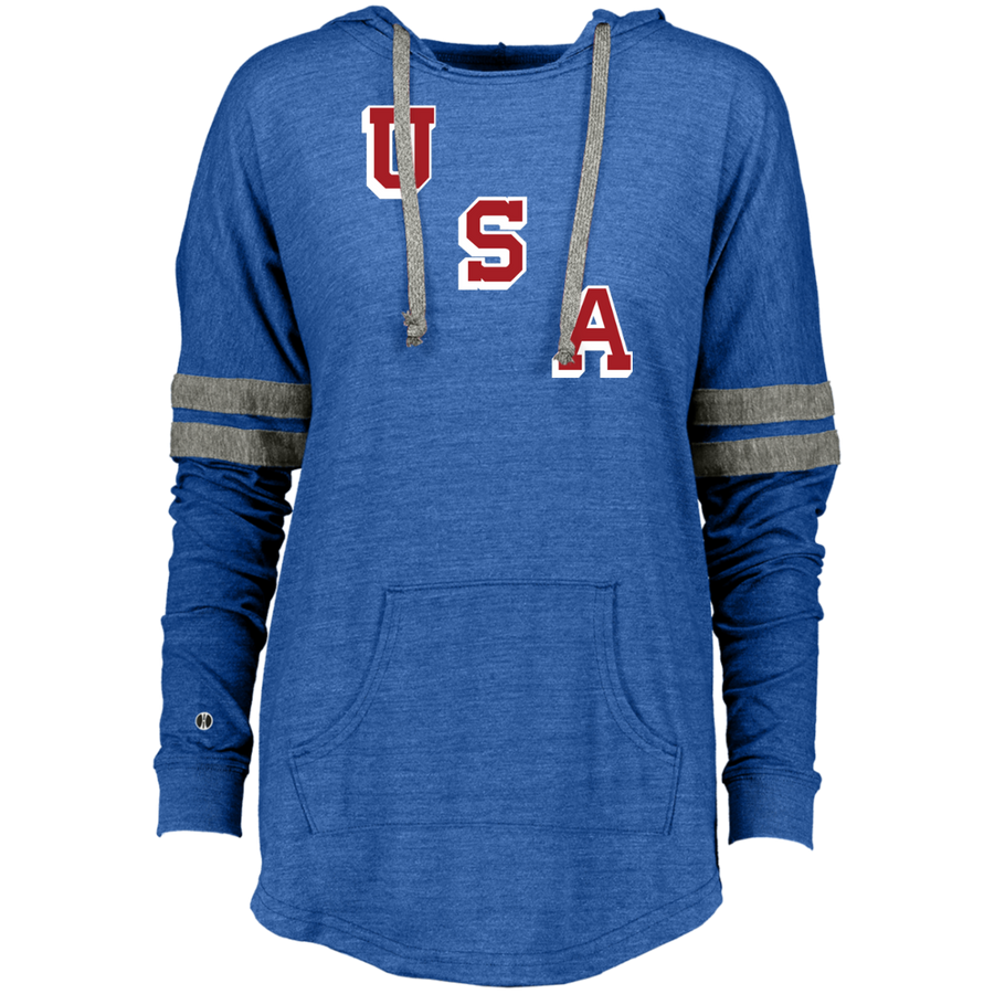 Forgotten Miracle USA 1960 Ladies Hooded Low Key Pullover