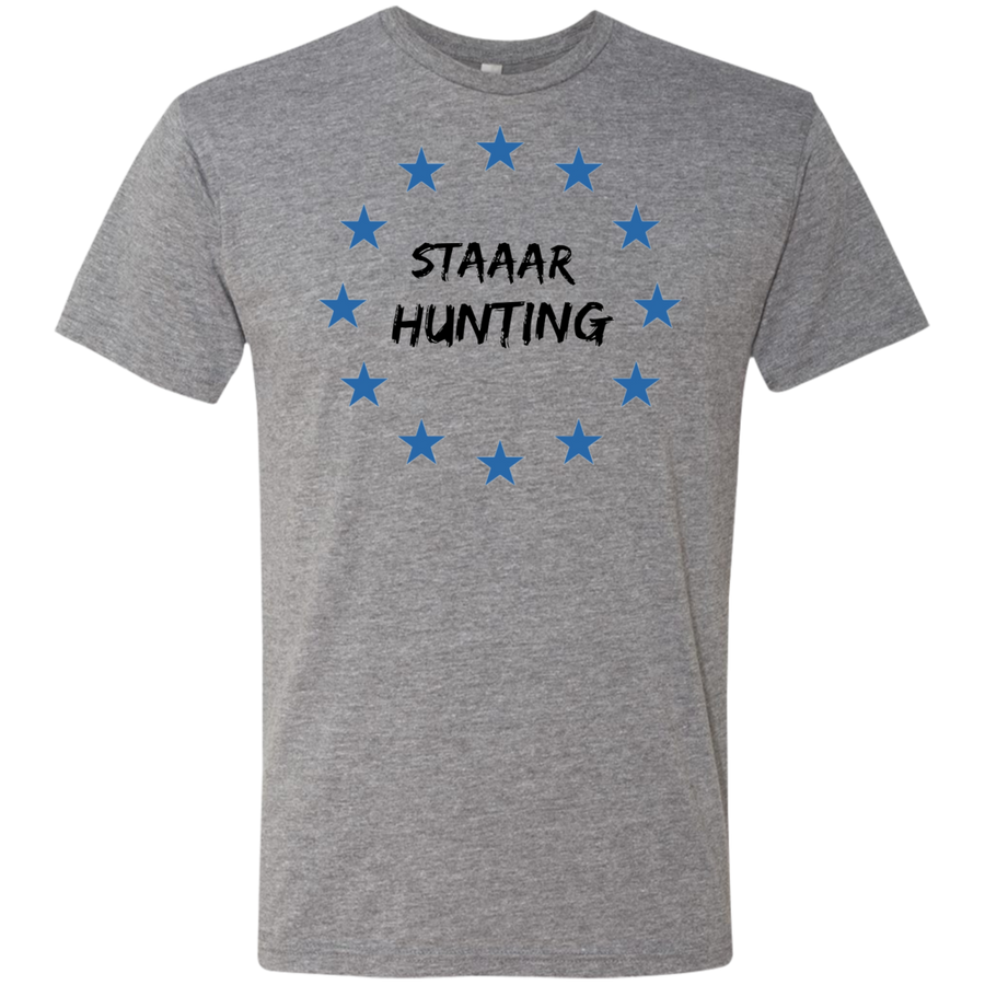 Staaar Hunting Men's Triblend T-Shirt