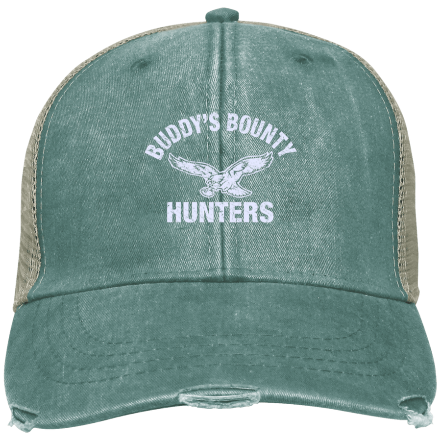 Buddys Bounty Hunters Embroidered Trucker Cap