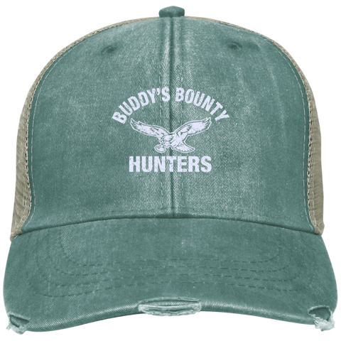 Buddys Bounty Hunters Embroidered Trucker Cap - PhillyFandom Hats - Shirts PhillyFandom Philly Sports Tees