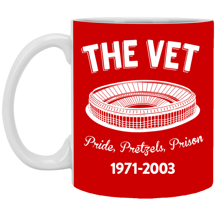 Retro The Vet Mug