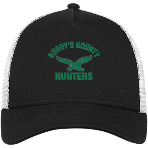Buddy's Bounty Hunters New Era® Snapback Embroidered Trucker Cap - PhillyFandom Hats - Shirts PhillyFandom Philly Sports Tees