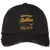 Retro Broad Street Bullies Distressed Dad Cap - PhillyFandom Hats - Shirts PhillyFandom Philly Sports Tees