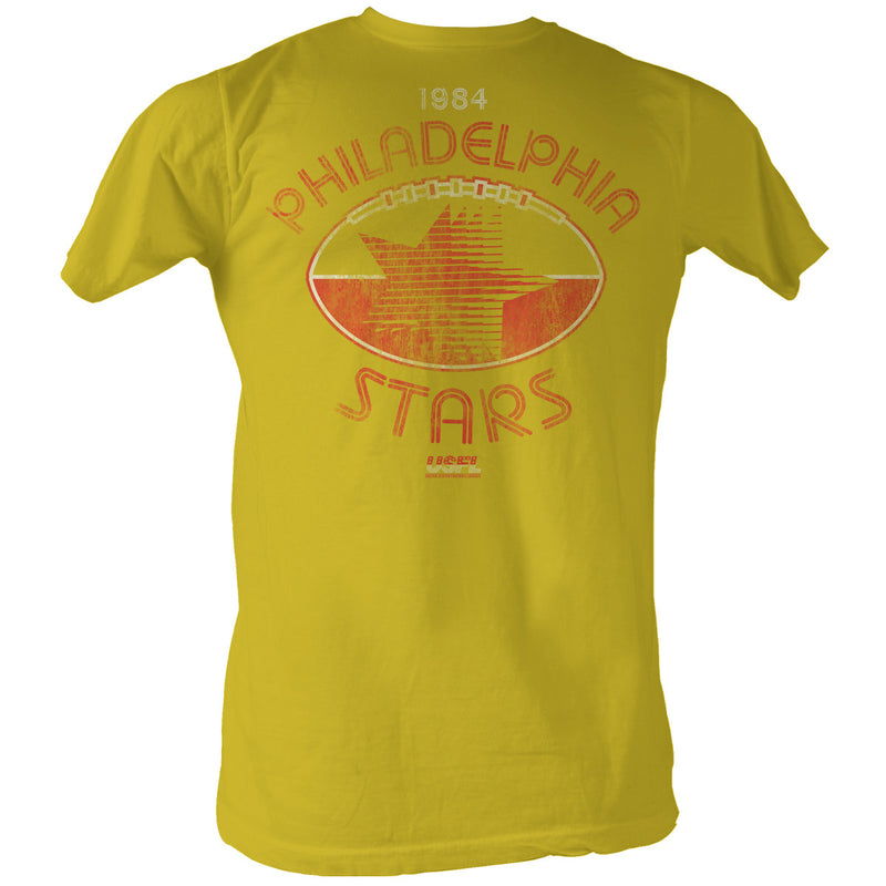USFL Philadelphia Stars Retro T-Shirt - PhillyFandom shirts - Shirts PhillyFandom Philly Sports Tees