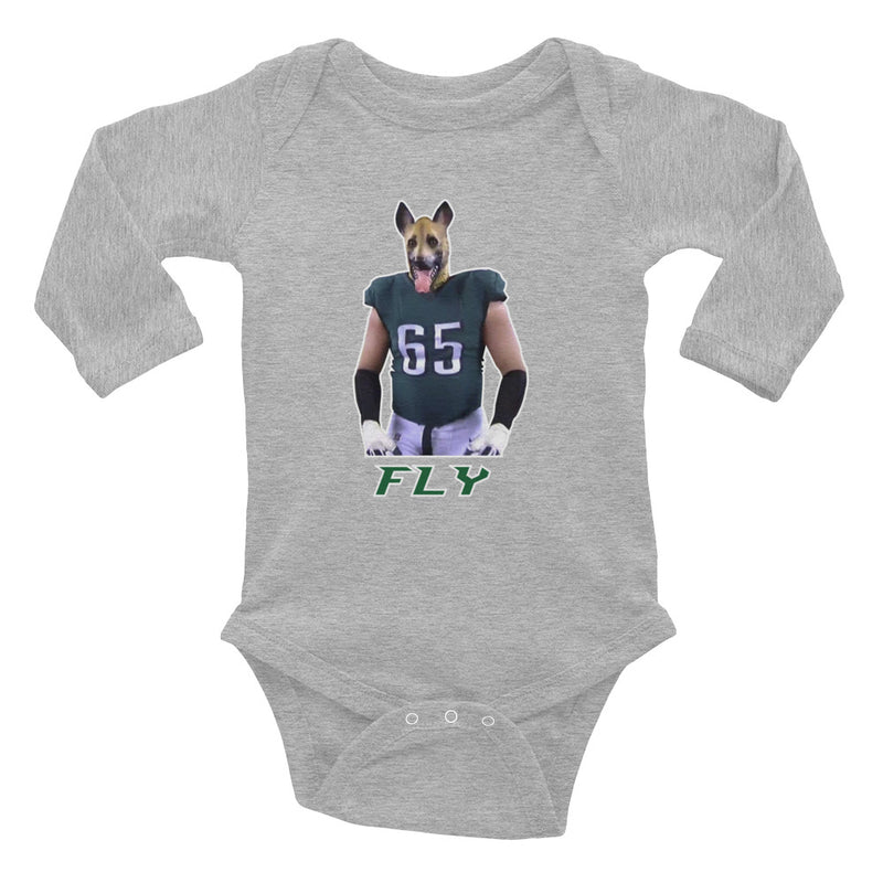 Underdogs Infant Long Sleeve Bodysuit