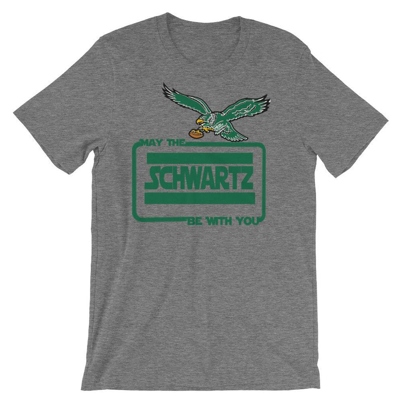 May The Schwartz Be With You Short-Sleeve Unisex T-Shirt