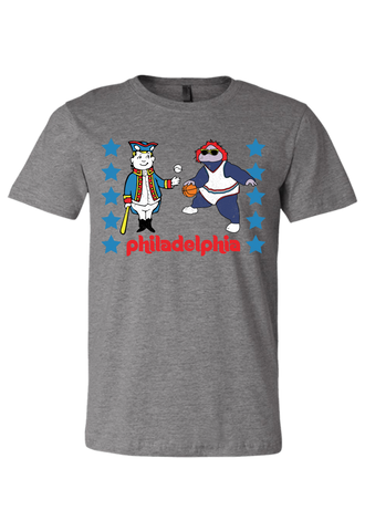 Don't Call It A Comeback Premium Tee Shirt - PhillyFandom Premium Tee - Shirts PhillyFandom Philly Sports Tees