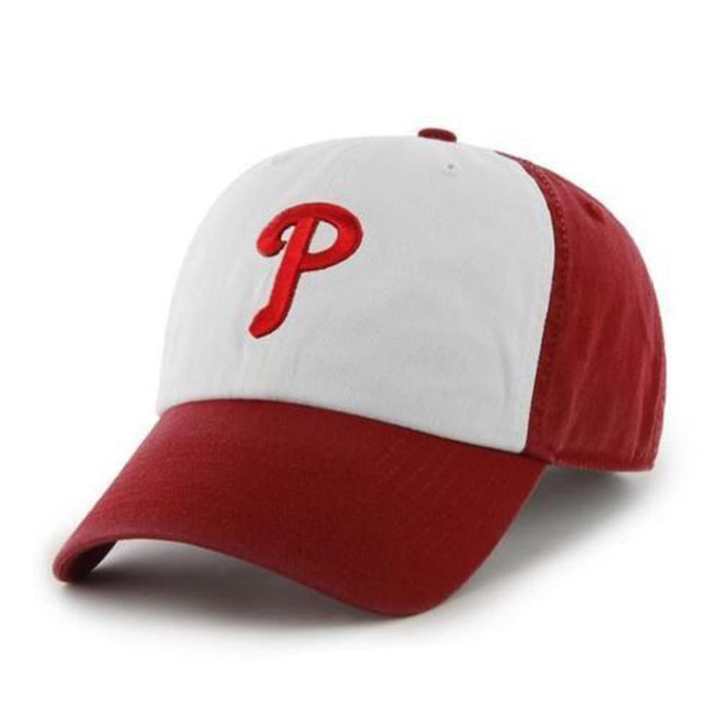 Philadelphia Philadelphia Phillies Freshman Clean Up Hat - PhillyFandom Hats - Shirts PhillyFandom Philly Sports Tees