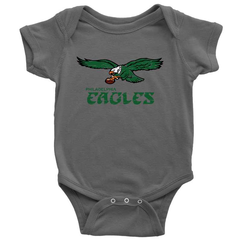 Retro Philadelphia Football Inspired Infant Bodysuit