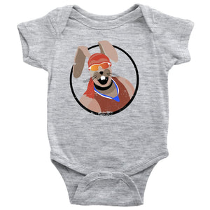 Bring Back Hip Hop Infant Bodysuit - PhillyFandom T-shirt - Shirts PhillyFandom Philly Sports Tees