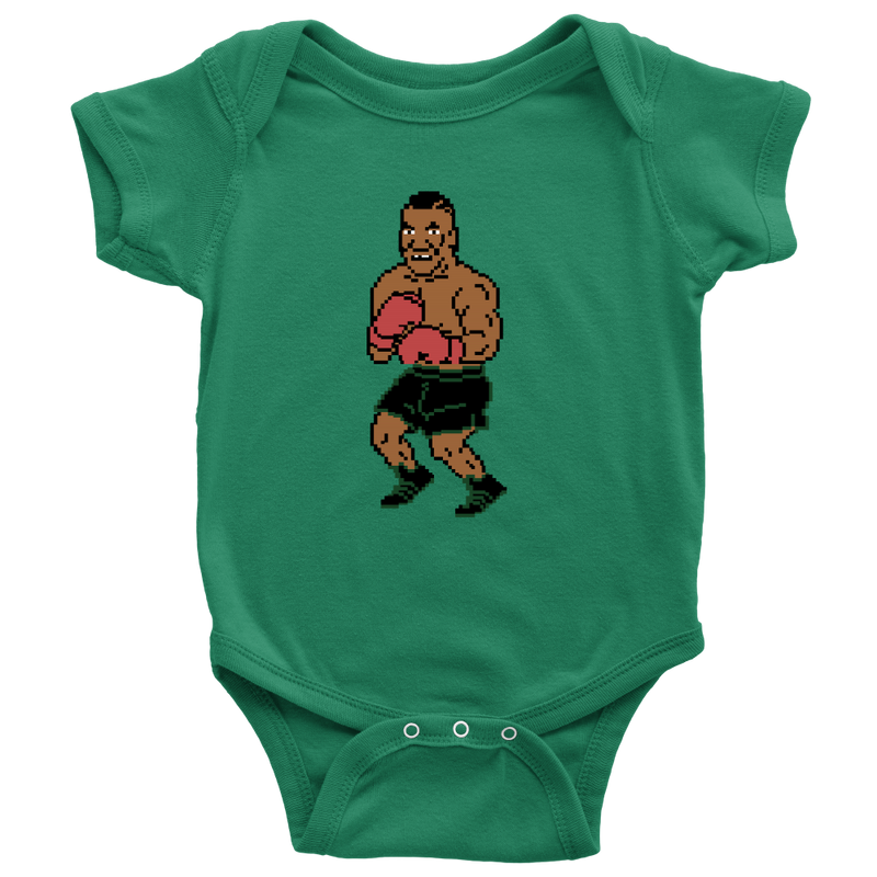 Tyson Punchout Inspired Infant Bodysuit