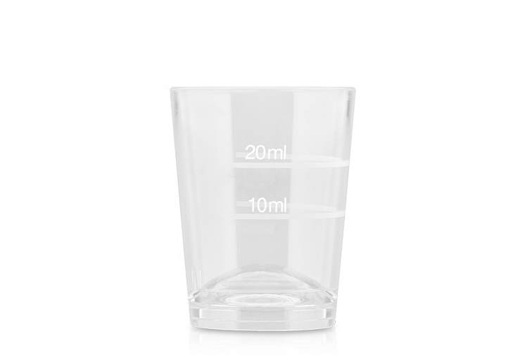 Oxidyne Measuring Cup