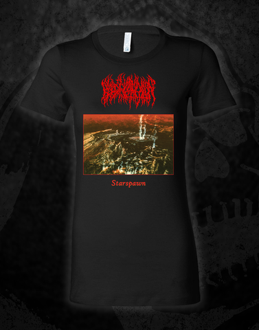 BLOOD INCANTATION - 'STARSPAWN' LADIES S/S