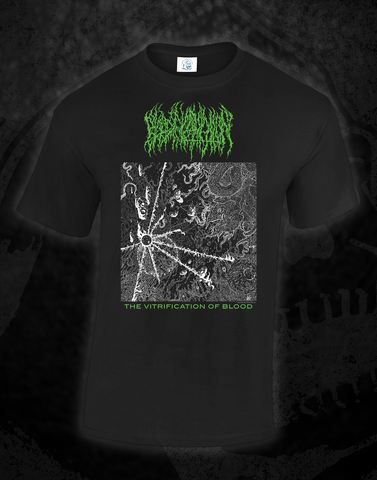 BLOOD INCANTATION - 'THE VITRIFICATION OF BLOOD' S/S