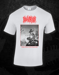 BLOOD INCANTATION - 'HIDDEN HISTORY OF THE HUMAN RACE' WHITE S/S