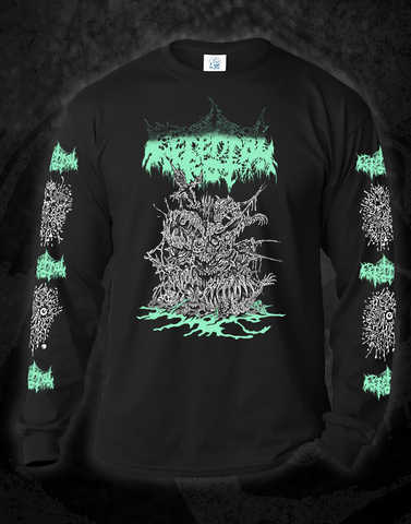 CEREBRAL ROT - 'SPEWING' L/S