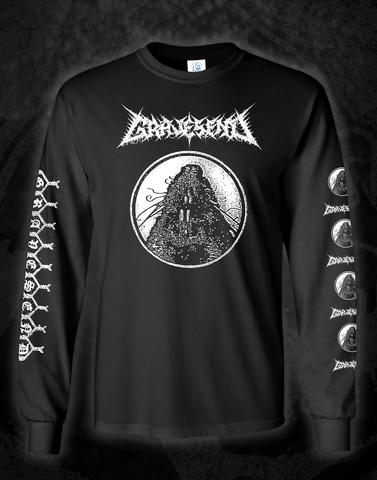 GRAVESEND - 'END OF THE LINE' BLACK L/S