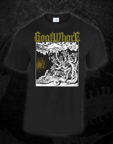 GOATWHORE - 'CONSTRICTING RAGE OF THE MERCILESS' S/S