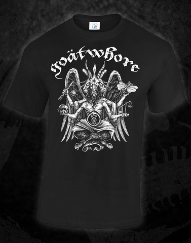 GOATWHORE - 'WHO NEEDS A GOD WHEN YOU'VE GOT SATAN' S/S