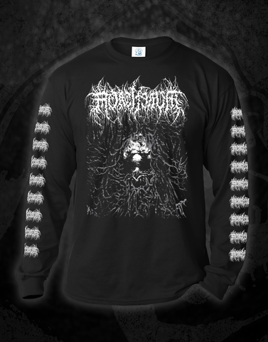 MORTIFERUM - 'DISGORGED FROM PSYCHOTIC DEPTHS' L/S