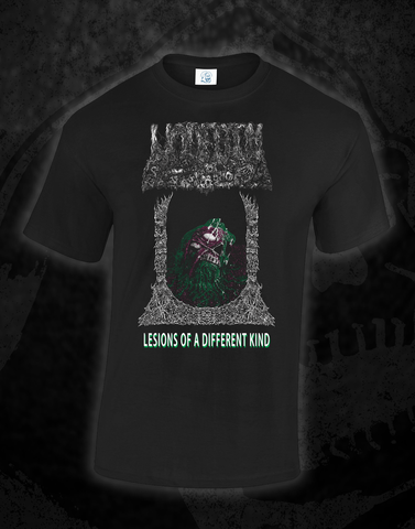 UNDEATH - 'LESIONS OF A DIFFERENT KIND' S/S