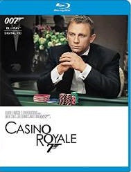 007 Casino Royale Digital Copy Download Code UV Ultra Violet VUDU HD HDX