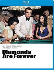 007 Diamonds Are Forever Digital Copy Download Code UV Ultra Violet VUDU HD HDX