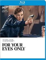 007 For Your Eyes Only Digital Copy Download Code UV Ultra Violet VUDU HD HDX