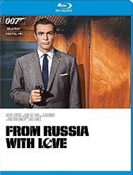 007 From Russia With Love Digital Copy Download Code UV Ultra Violet VUDU HD HDX
