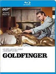 007 Goldfinger Digital Copy Download Code UV Ultra Violet VUDU HD HDX