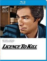 007 Licence to Kill Digital Copy Download Code VUDU HD HDX