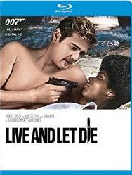 007 Live and Let Die Digital Copy Download Code UV Ultra Violet VUDU HD HDX