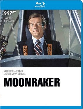 007 Moonraker Digital Copy Download Code UV Ultra Violet VUDU HD HDX