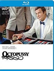 007 Octopussy Digital Copy Download Code UV Ultra Violet VUDU HD HDX