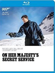 007 On Her Majesty's Secret Service Digital Copy Download Code VUDU HD HDX